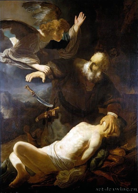 an analysis of the religious myth of abraham and his son Posts about abraham was required to offer his 'beloved son' for sacrifice written by islamreigns.
