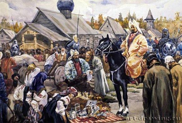 все картины иванова сергея васильевича