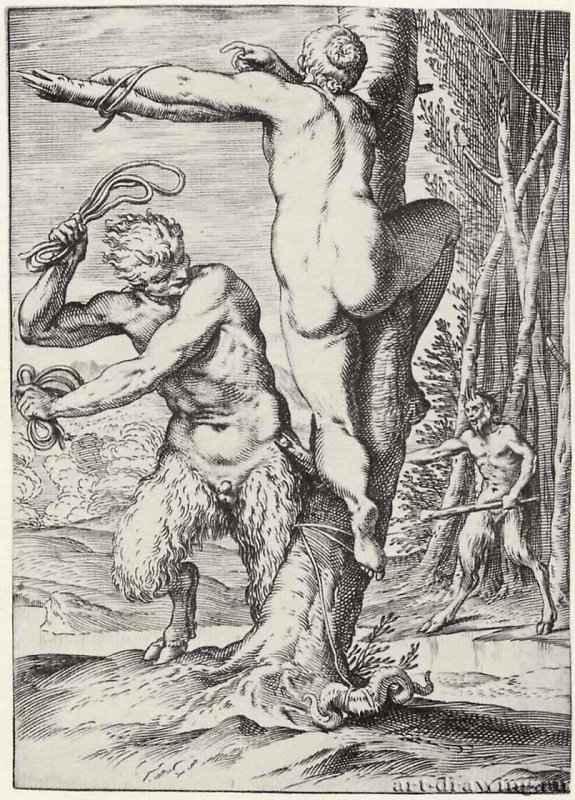 Эротические гравюры мифы