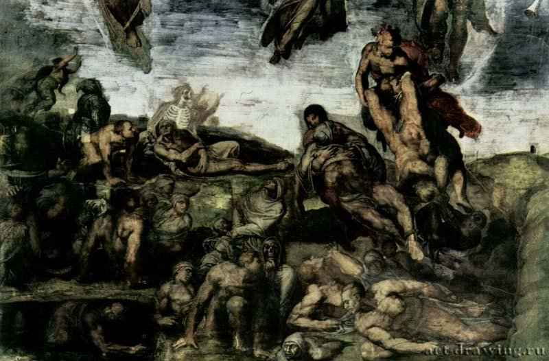 Картины - Гробница Джулиано, герцога ...: art-drawing.ru/gallery/1510-michelangelo-buonarroti/detail/21450...