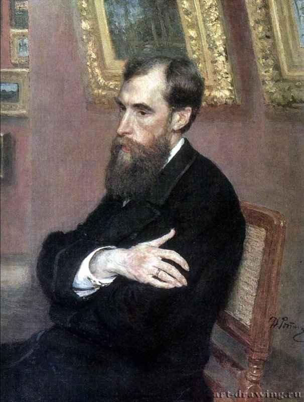 И е репин портрет павла михайловича