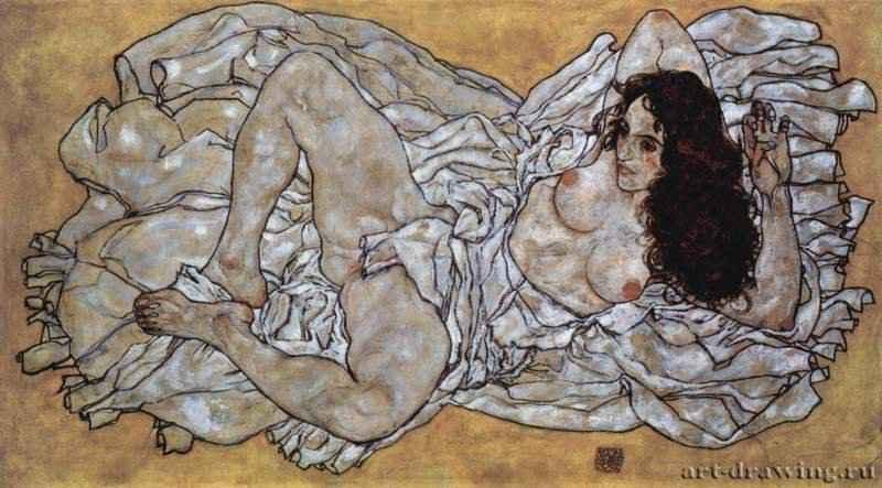 Галерея изобразительного искусства ...: www.art-drawing.ru/gallery/347-schiele-egon/detail/2407-172556a59