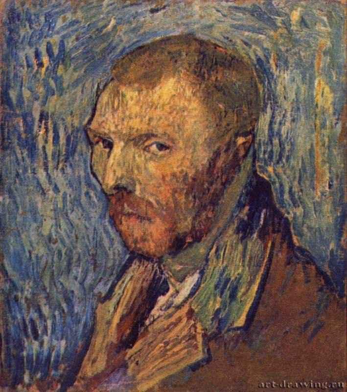 Картины, описание картин - Автопортрет ...: www.art-drawing.ru/gallery/926-van-gogh-vincent-willem/detail/7341...